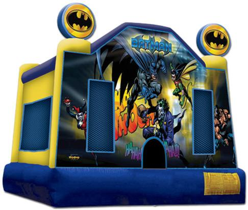 Themed bounce house party bouncers phoenix