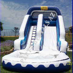Rent A water slide Phoenix
